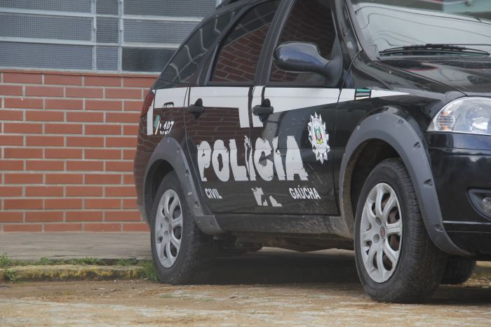 Adolescente tenta furtar carro do abrigo municipal de Dom Feliciano