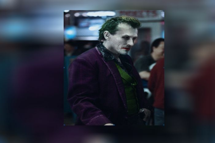 INSANO: Robert Knepper aparece como Coringa em The Batman