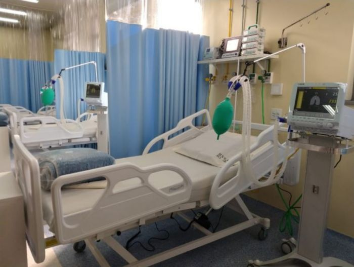 Camaquã has 14 patients with Covid-19 in ICU-Beds